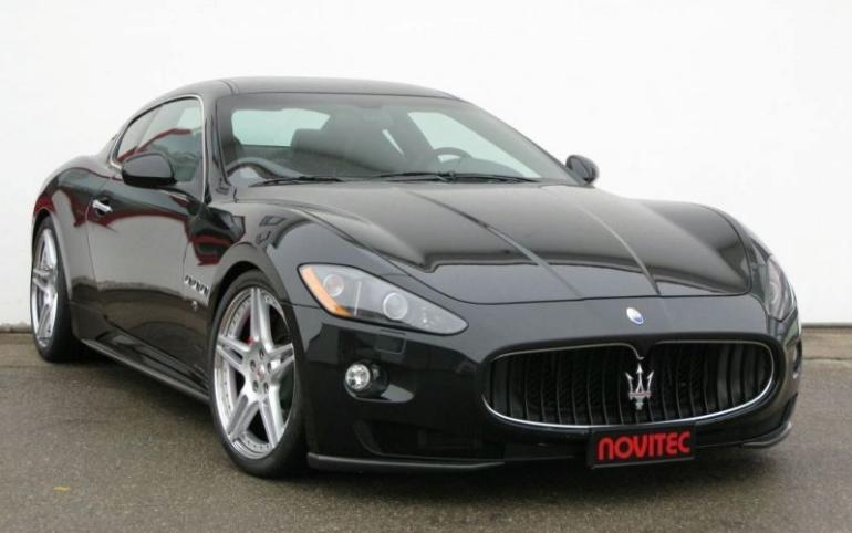 prices for maserati granturismo s