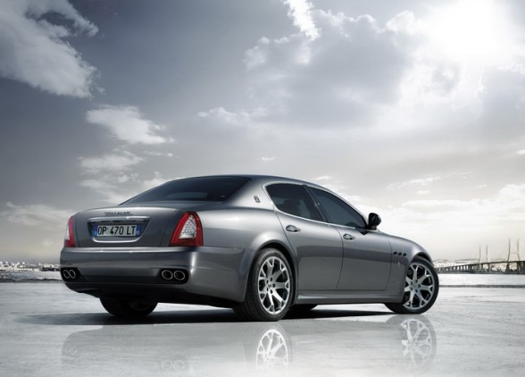 maserati quattroporte gt for sale 2007