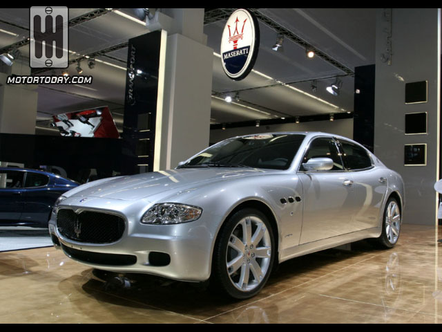 maserati dms automotive