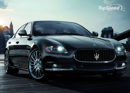 first name of automaker maserati