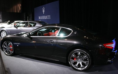 car automobile sales maserati
